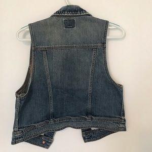 American Eagle Outfitters Jackets & Coats - American Eagle denim vest